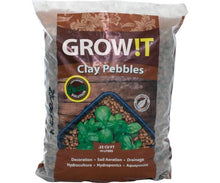 Load image into Gallery viewer, GROW!T Hydroponics GROW!T Clay Pebbles 4mm-16mm