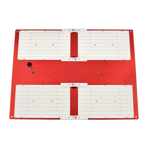 Horticulture Lighting Group Grow Lights Horticulture Lighting Group HLG 600 V2 RSpec Full-Spectrum 600W Quantum Board LED Grow Light