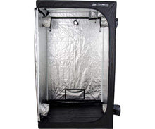 Load image into Gallery viewer, Hydrofarm Grow Tents Hydrofarm Lighthouse 2.0 - 4' x 4' Grow Tent