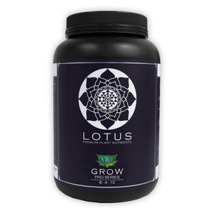Lotus Nutrients Lotus Pro Series Grow