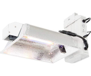 Phantom Grow Lights Phantom 40 Series 1000W Double Ended Enclosed Lighting System with USB Interface, 277V