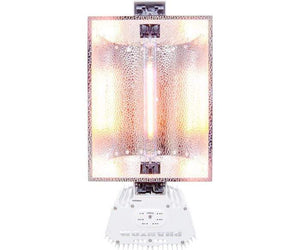 Phantom Grow Lights Phantom 50 Series 750W Double Ended Enclosed Lighting System with USB Interface, 120/240V