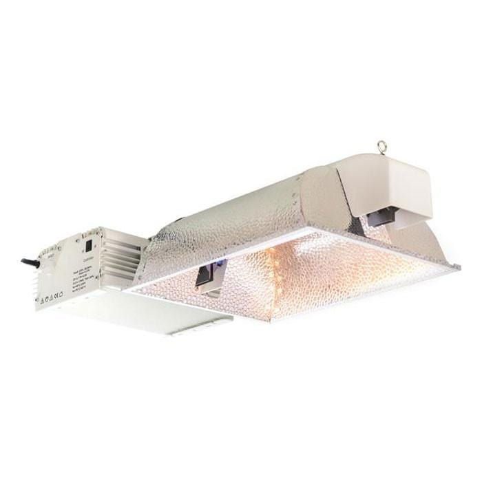 Phantom Grow Lights Phantom Low Profile 1000 Watt Enclosed Double Ended Grow Light, 120-240 Volt