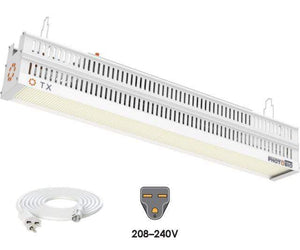 PHOTOBIO Grow Lights 10' - 208/240 Volt Cord PHOTOBIO TX 680 Watt S4 Full Spectrum LED Grow Light