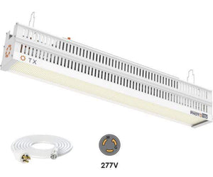 PHOTOBIO Grow Lights 10' - 277 Volt Cord (L7-15P) PHOTOBIO TX 680 Watt S4 Full Spectrum LED Grow Light