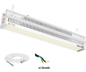 PHOTOBIO Grow Lights 10' - Leads Cord PHOTOBIO TX 680 Watt S4 Full Spectrum LED Grow Light