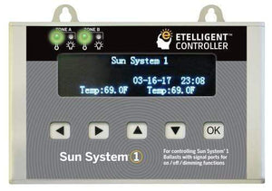 Sun System Grow Lights Sun System 1 Etelligent Digital Lighting Controller