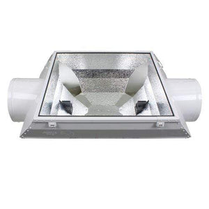 "Sun System Grow Lights Sun System 8"" Double-Ended Air-Cooled Grow Light Reflector"