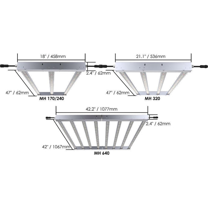 TotalGrow Grow Lights TotalGrow Multi-HI LED Grow Light