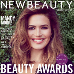 Mandy Moore New Beauty Award Jan Marini