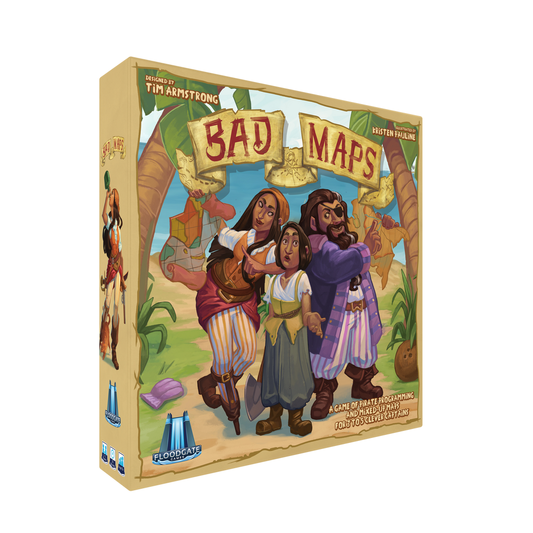 Bad Maps (Deluxe Edition - pre-order)
