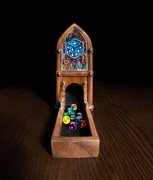 Sagrada Dice Tower Gameplay