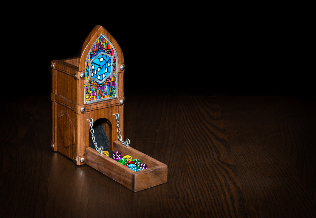 Sagrada Dice Tower