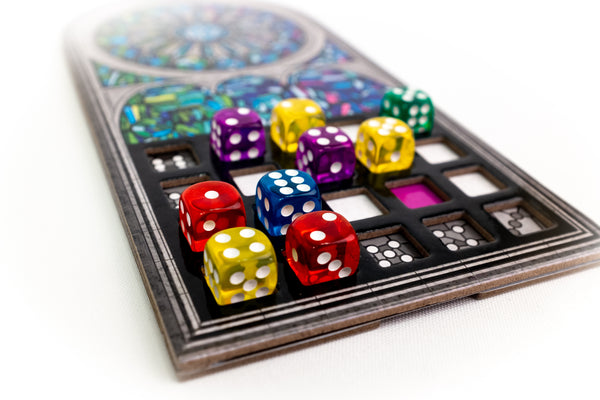 Sagrada Gameplay