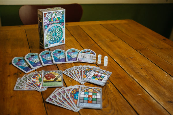 Sagrada: Passion Gameplay