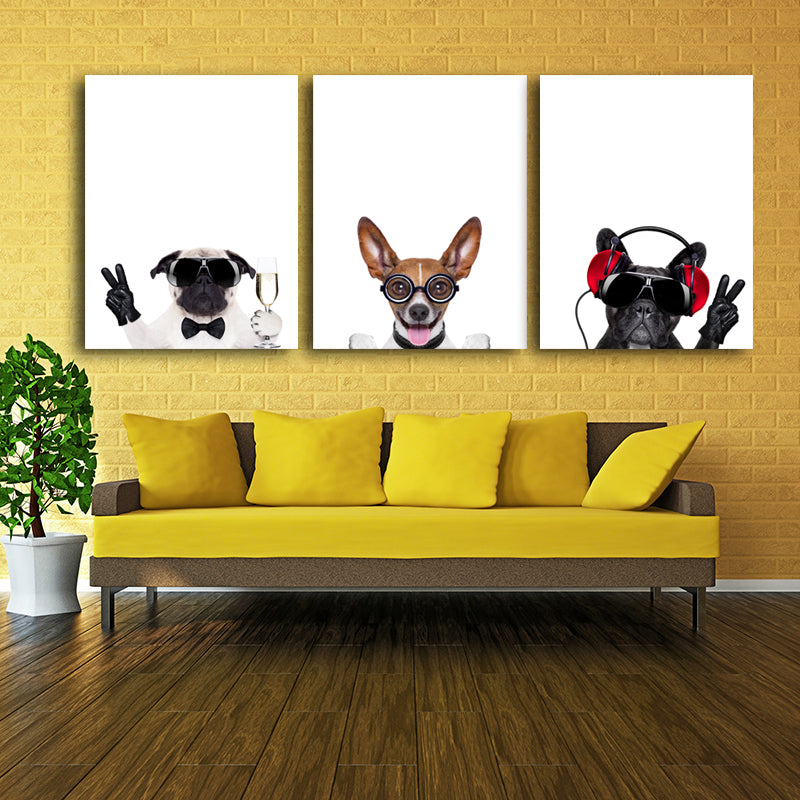 Attractive Canvas Triptych Wall Art Photo - Wall Art Collections ...
