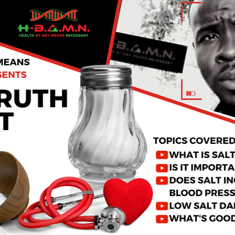THE TRUTH ABOUT SALT & 💔 HIGH BLOOD PRESSURE copy