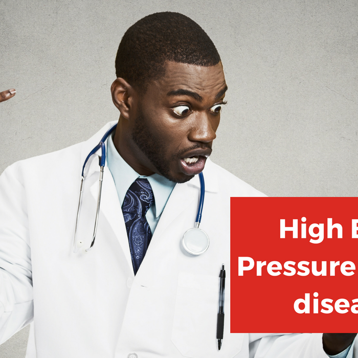 High Blood PRessure is NOT a Disease!