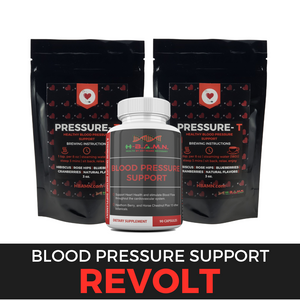 REVOLT [MAX]- Circulation & Flow | Nitric Oxide Booster Kit