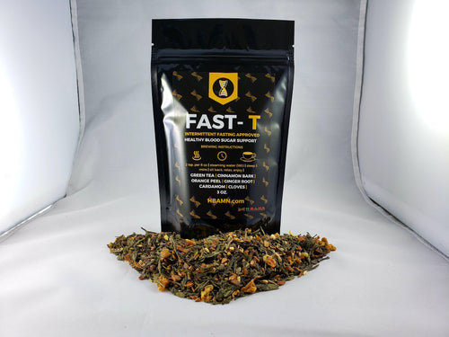 Fast-T 3 oz. **(2 BAGS) Blood Sugar & Fasting support