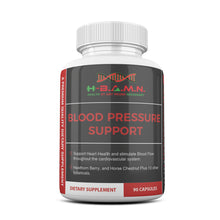 Blood Pressure Herbal Support- Nitric Oxide Booster