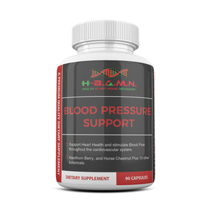 24% off 3 Blood Pressure Herbal Support