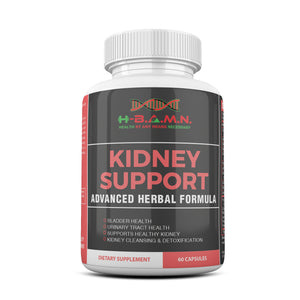 *Nubian Friday* UPRISING- Advanced Herbal Kidney & Bladder Health Support Kit