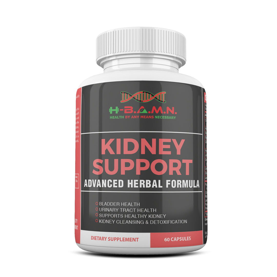 *Nubian Friday* [ 2 BOTTLES ] Advanced Herbal Kidney Support