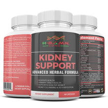 [ 2 BOTTLES ] Advanced Herbal Kidney Support