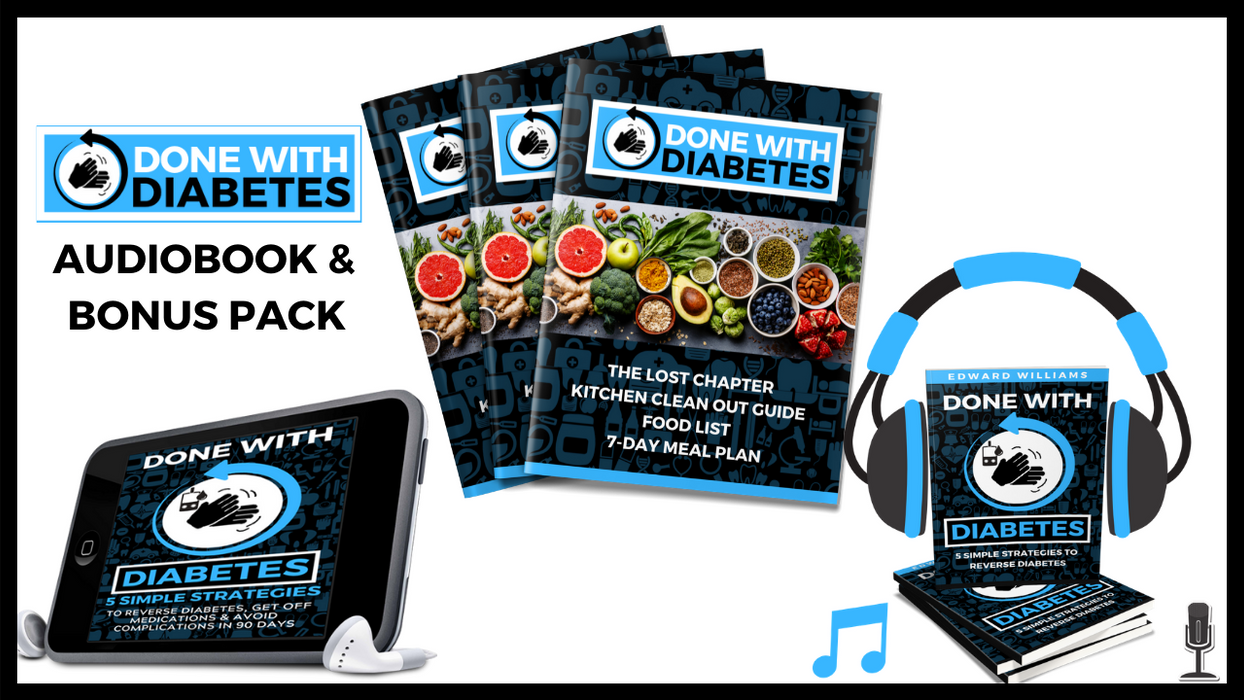DWD Audiobook & Bonus Pack