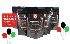 NUBIAN Friday 6 PACK PRESSURE-T