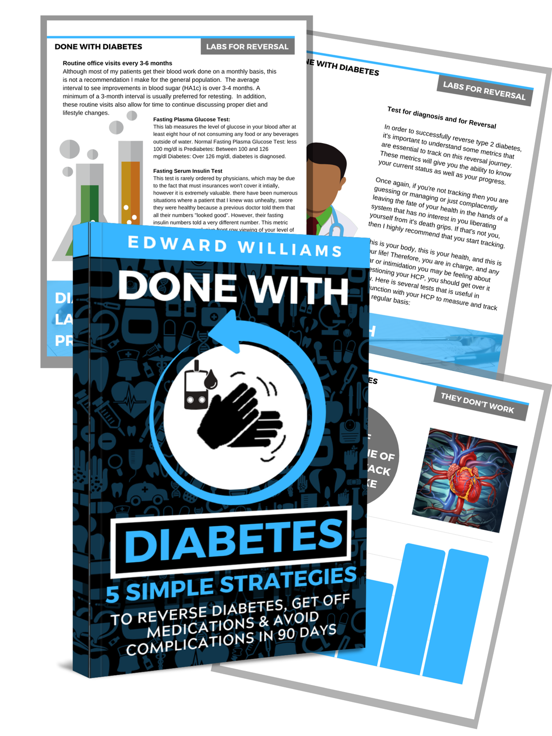 Done With Diabetes  **(Audiobook Bonus Pack)**
