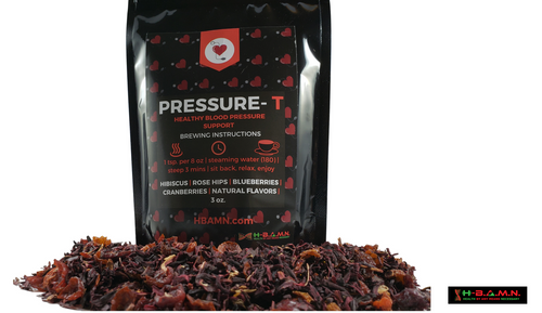Pressure-T (3 BAGS) Blood Pressure support