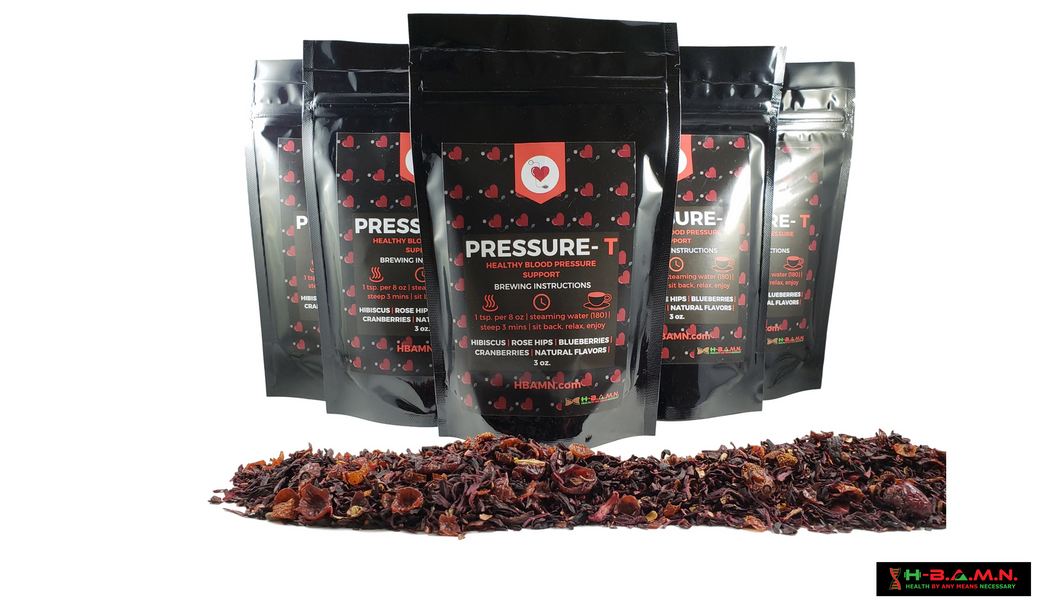 Pressure-T 3 oz. (Blood Pressure support)