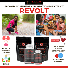 REVOLT- Circulation & Flow | Nitric Oxide Booster Kit **TTAHBP special**