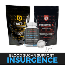 INSURGENCE KIT- All natural Herbal Blood sugar lowering Kit