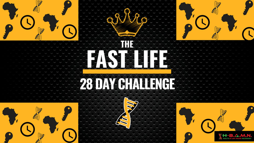 The Fast Life 28-Day Challenge