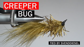The Creeper Bug Pattern for Fly Fishing