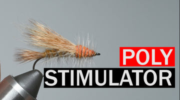 Poly Stimulator Fly Pattern Tutorial
