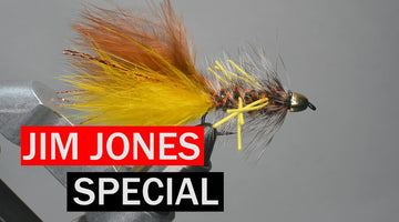Jim Jones Special (JJ Special) Fly Pattern Tutorial