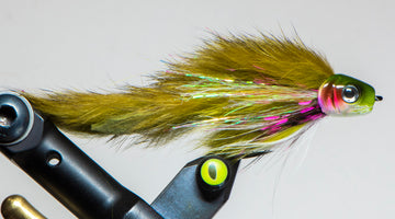The Rainbow Bunny Leech Step by Step Fly Pattern