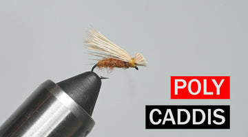 Poly Caddis Fly Pattern Tutorial