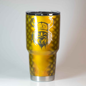 Custom Painted Yeti 30 oz Tumbler (Carp #2)