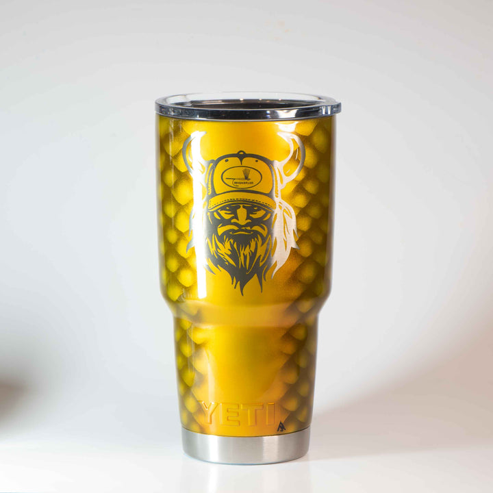 Custom Painted Yeti 30 oz Tumbler (Carp #1)
