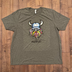 Ole Fly Beard T-Shirt