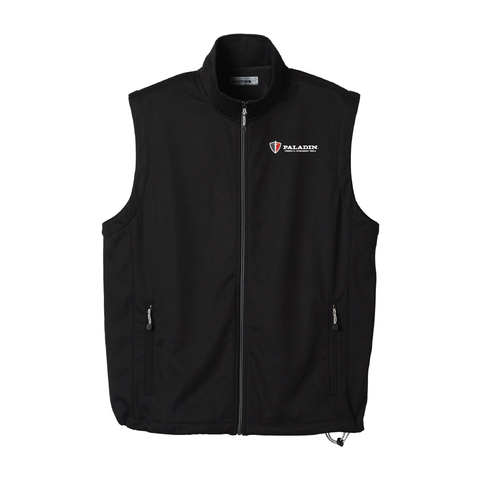 Black Mens Copland Knit Vest