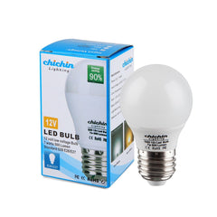 ChiChinLighting 12v LED Bulb AC DC Compatible 7 Watts Warm White Low Voltage LED Light Bulb