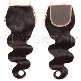 Indian Glamour Body Wave Closures