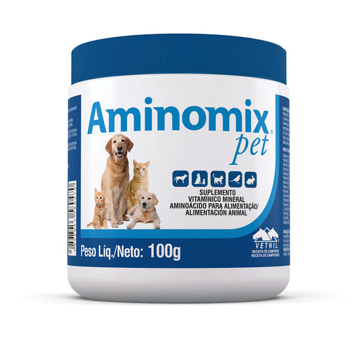 Aminomix Pet Mini 100g Vetnil