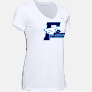 Fairborn AFJROTC - Women's UA Tech V-Neck (3 Colors)